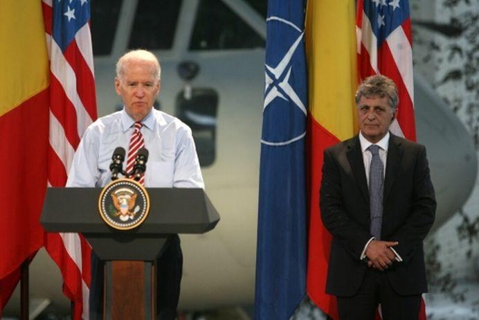 "Joe Biden a venit in Romania cu un mesaj SPECIAL: ""Puteti sa va bazati pe noi""! VIDEO"