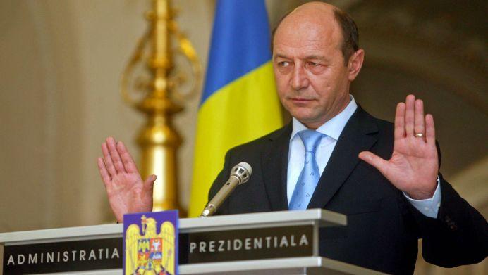 DECLARATII Traian Basescu: Nu trebuia sa se implice in anturajul lui Bercea Mondial!