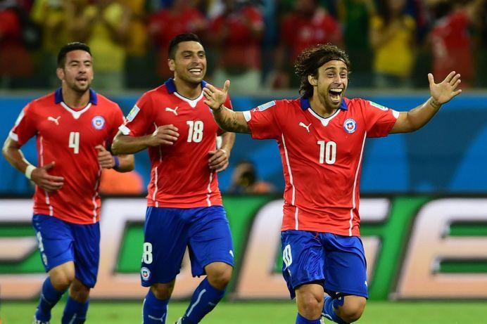 TREI PUNCTE DE INCALZIRE! CHILE – AUSTRALIA 3-1!