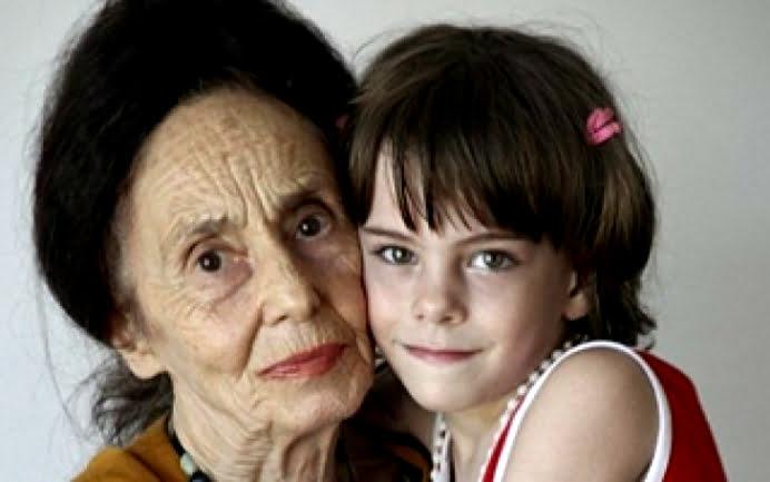 Adriana Iliescu, cea mai batrana mama din Romania, face primele dezvaluiri despre viata sa! Vezi ce spune despre sotul ei si motivul pentru care  s-au despartit