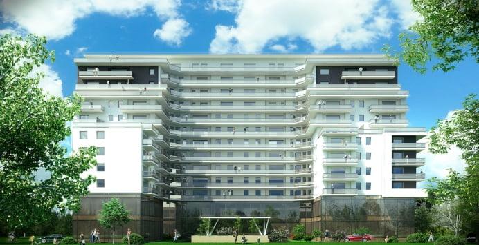 Un complex rezidential de 30 de milioane de euro va rasari langa parcul Herastrau! Vezi cat va costa un apartament!