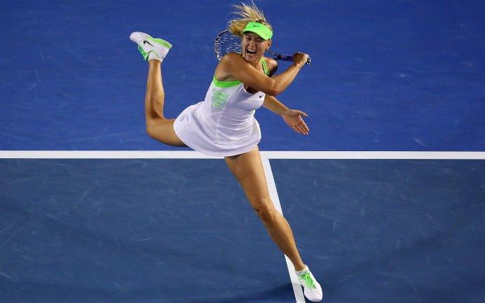 Maria Sharapova, inceput cu stangul la Turneul Campioanelor! A pierdut meciul cu Caroline Wozniacki