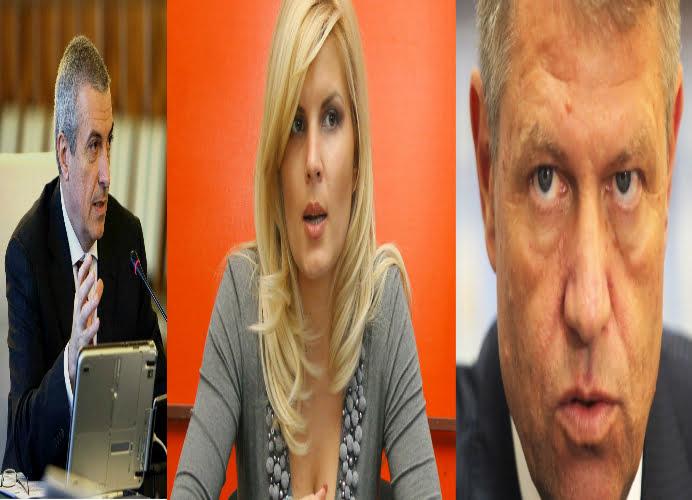 Klaus Iohannis, Elena Udrea si Calin Popescu Tariceanu indreapta TINTA catre Ponta! Vezi reactiile candidatilor la prezidentiale dupa declaratia lui Traian Basescu