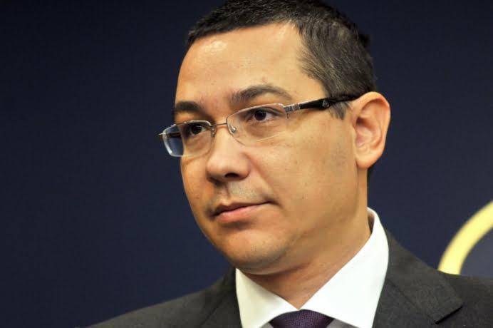 Victor Ponta isi da arama pe fata! A dezvaluit ce va face daca va fi presedinte! Vezi ce a postat pe pagina sa de Facebook!