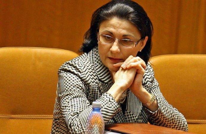 NU EXISTA PROBE IMPOTRIVA MEA!  Ecaterina Andronescu a spus ca ar fi demisionat daca s-ar fi simtit vinovata! Uite ce a mai declarat senatoarea PSD dupa audieri