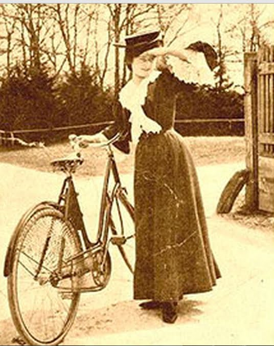 coana mita biciclista