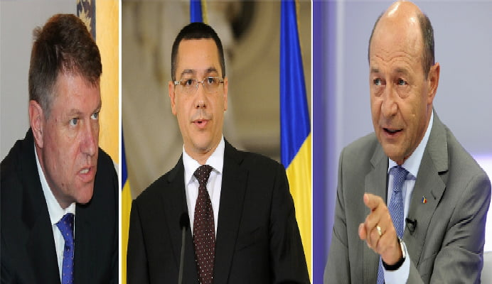 VA FI RAZBOI LA TV! Ponta, Basescu si Iohannis ies la atac!