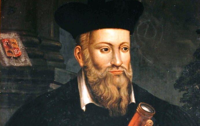 Predictiile lui Nostradamus pentu anul 2015: Femeia masculina se va indrepta spre Nord. Viata si moartea vor intari Europa de Est!