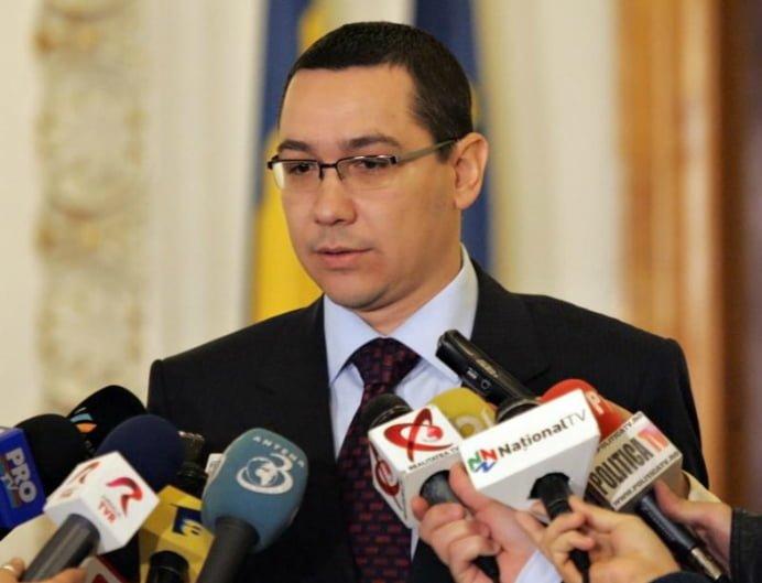 Ponta ii raspunde lui Basescu: sunt numai minciuni ! Vezi ce a mai declarat premierul