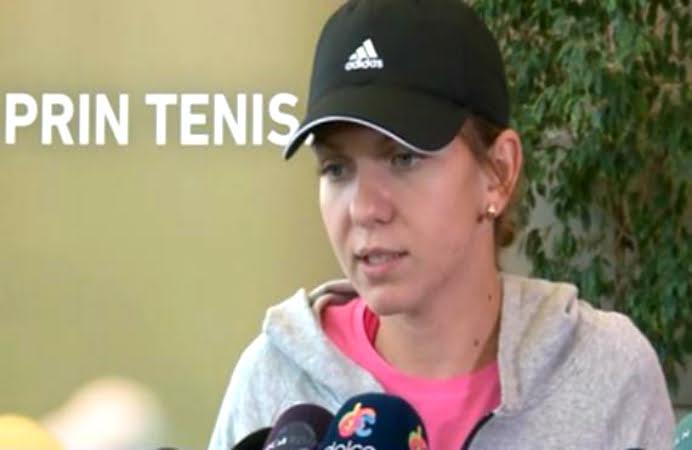 Simona Halep s-a intors in tara! Nu regreta ca a pierdut finala cu Serena! Uite ce a declarat sportiva