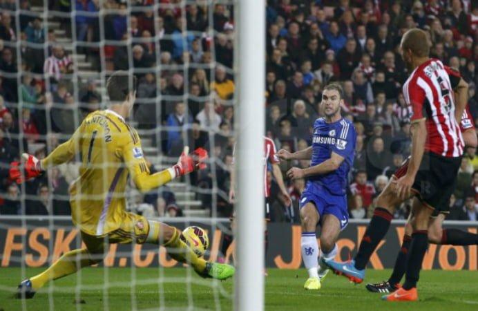 Superstarurile de la Chelsea nu l-au putut invinge pe Pantilimon! A facut un meci de senzatie!