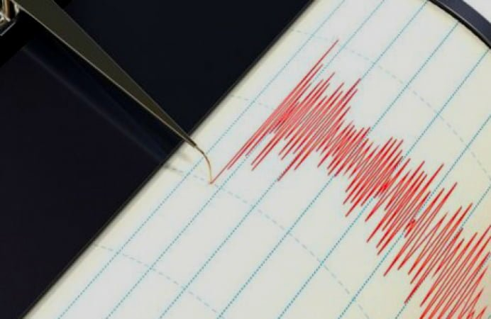 Cutremurul de 5,6 grade pe scara Richter, urmat de 4 replici! Seismul s-a resimtit in Bulgaria si Republica Moldova!