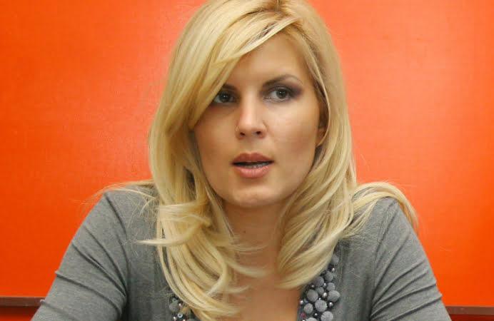 Justitia I-A LUAT TOT! Elena Udrea nu mai are NICIUN LEU!