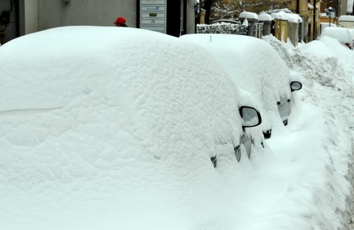 iarna vremea pana in februarie