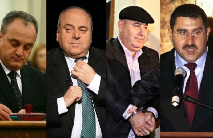 Cocos, Niro, Pinalti si Gabriel Sandu raman in arest!