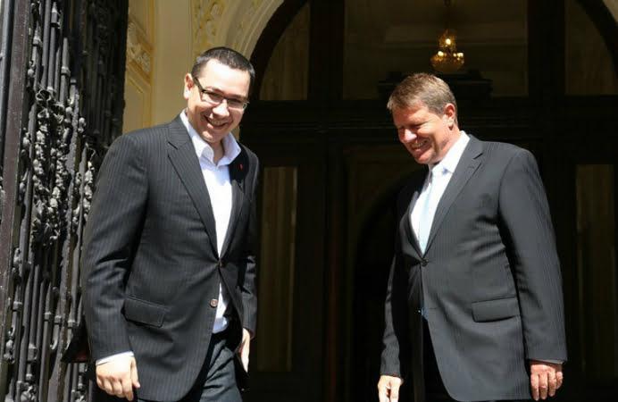REZULTATELE PARTIALE la prezidentiale! Diferenta de aproape 10 procente intre Ponta si Iohannis!
