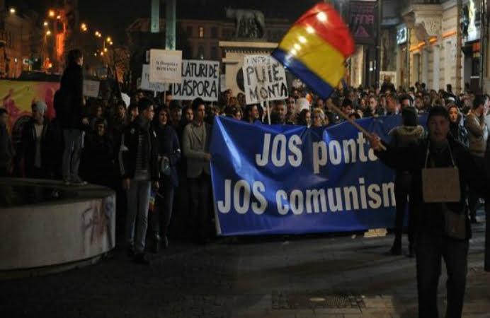 Mitingurile de ieri, in presa internationala! Afla ce scrie presa straina despre protestele din Romania dinaintea turului doi al alegerilor prezidentiale