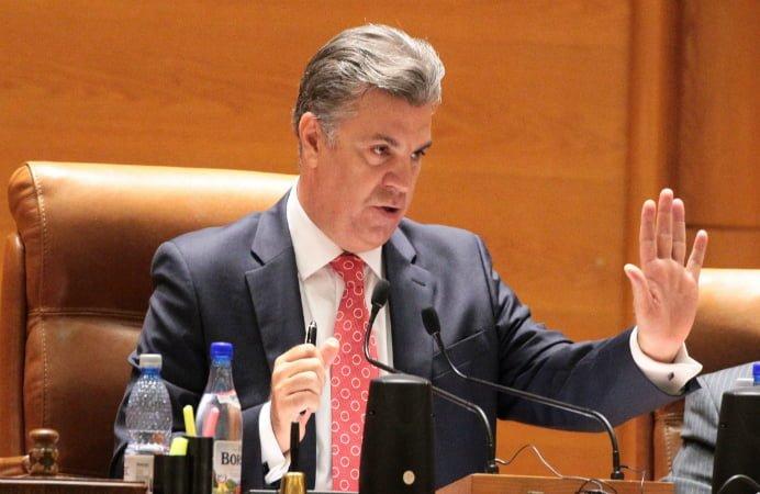 Valeriu Zgonea a fost EXCLUS din PSD! A indraznit sa aiba o opinie diferita de Dragnea!