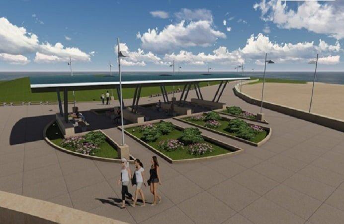 Sudul litoralului, reabilitat cu 10 milioane de euro ! Cum vor arata falezele dupa finalizarea proiectului – FOTO