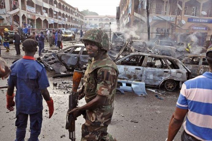 Te-a ingrozit atentatul de la Paris 2000 de oameni ucisi dintr-un foc de organizatia jihadista Boko Haram din Nigeria