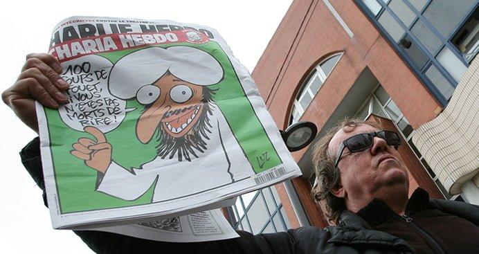 Franta dupa atacul de la Charlie Hebdo! Militari amenintati, amenintare continua pe internet si tensiuni fara precedent!