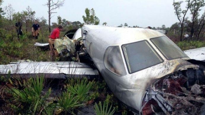 O NOUA TRAGEDIE! Un avion s-a prabusit in SUA, toti cei aflati la bord AU MURIT!