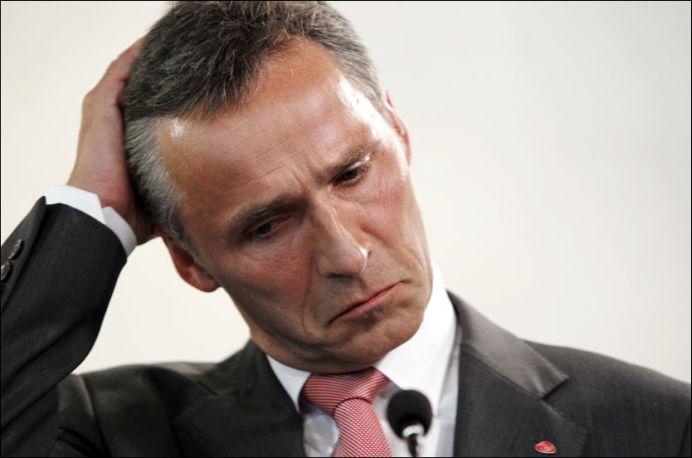 NATO acuza Rusia ca isi concentreaza ARMATA la granita cu Ucraina!