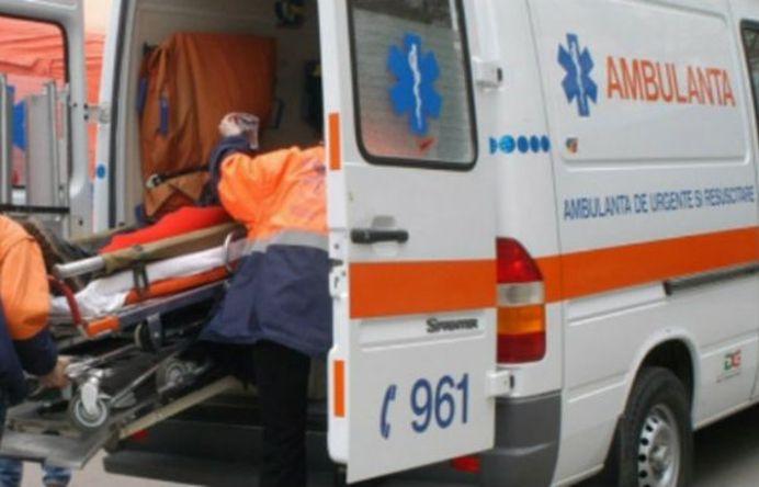 Pieton strivit intre doua masini, la Cluj! Acidentul este INEXPLICABIL!