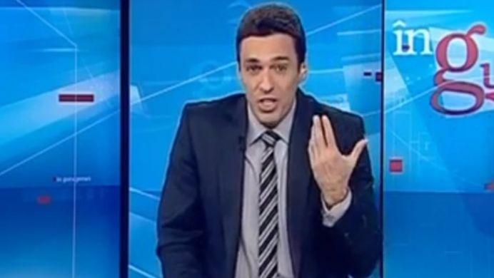 Mircea Badea IL ATACA pe ministrul Justitiei: Vreau sa ies in strada!