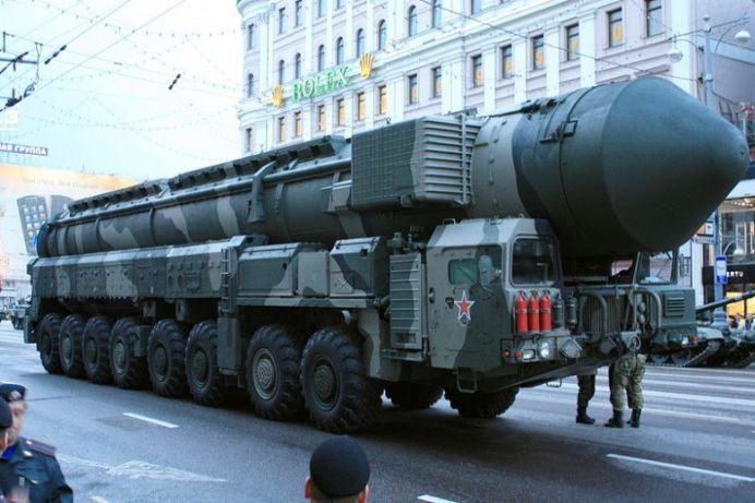 Vor sa foloseasca BOMBA ATOMICA! Rusia ameninta cu ARSENALUL NUCLEAR!