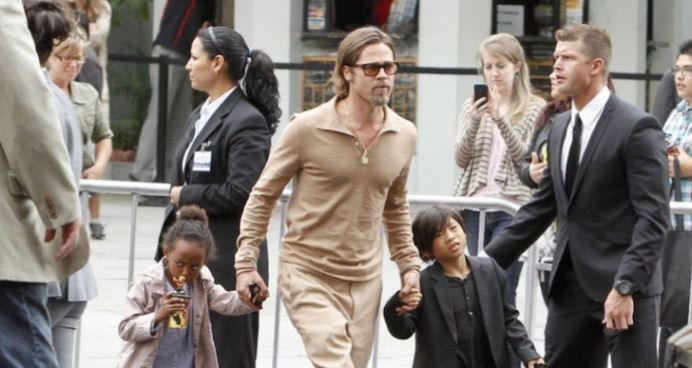 S-a stins din viata la doar 48 de ani! Brad Pitt este IN DOLIU!
