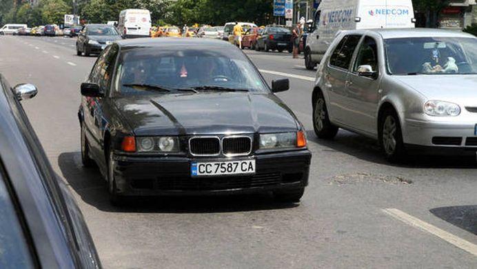 Masinile cu NUMERE DE BULGARIA ar putea fi INTERZISE!
