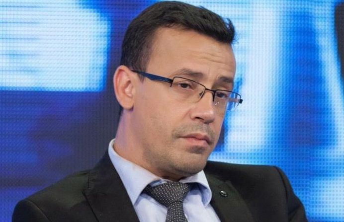 Ciutacu, dupa ce apare in dosarul Constantinescu: Sa ma terfeleasca olecuta!