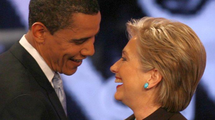 VIDEO Și-a anunțat candidatura la președinția SUA! Obama susține!