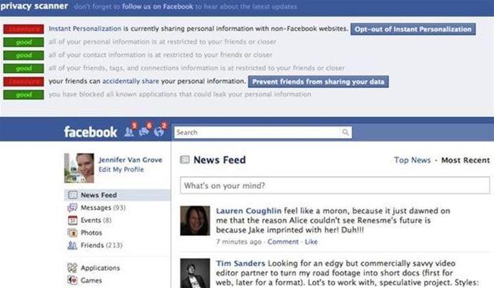 ADIO INTIMITATE! Facebook iti MONITORIZEAZA contul chiar si atunci cand NU este logat!