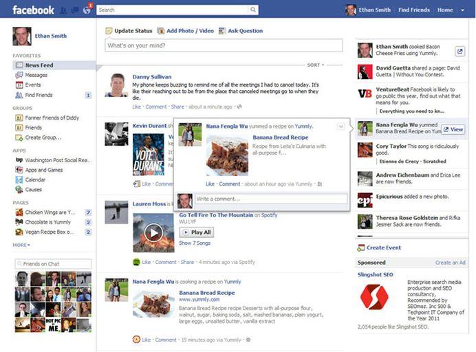 Pas cu pas! Cum vezi cine iti viziteaza profilul de facebook!
