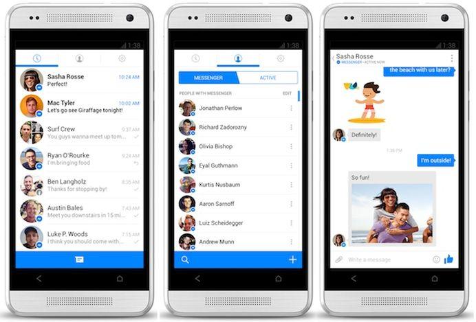 Facebook lanseaza APLICATIA anului! Whatsapp si Viber VOR DEVENI istorie!