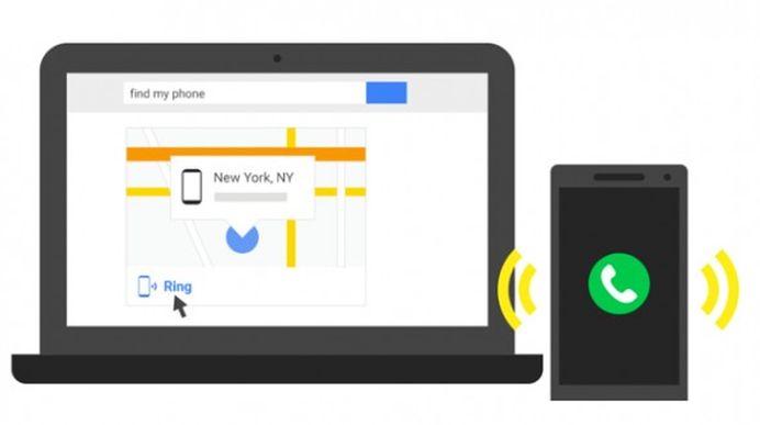 Google iti gaseste acum telefonul PIERDUT! Vezi cum!