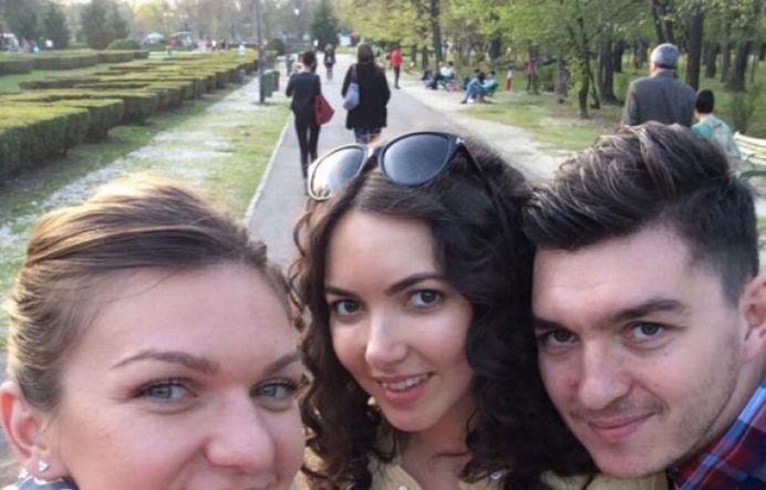 FOTO Cum a petrecut Simona Halep Paștele, la Constanța!