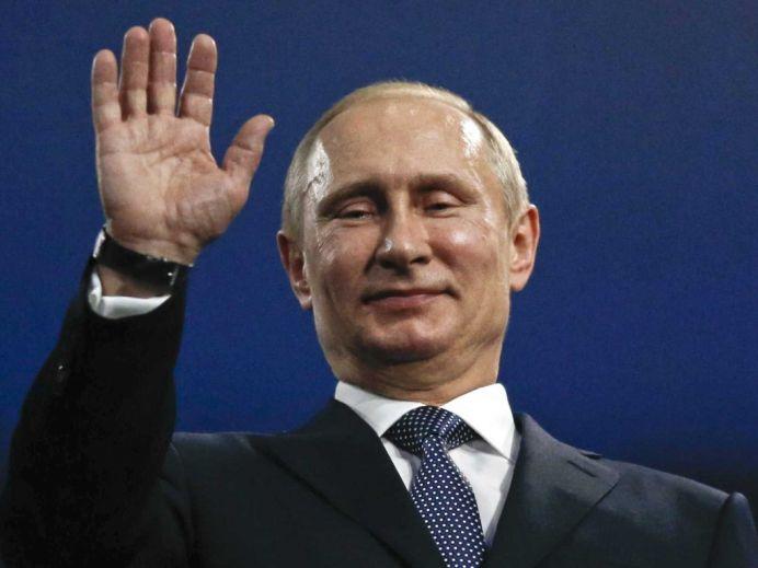 Epoca Vladimir Putin APUNE! Acesta este inceputul sfarsitului!