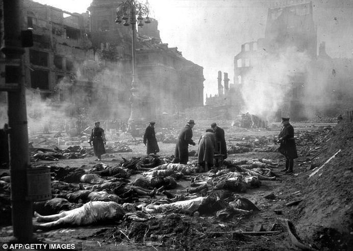 Similitudini INCREDIBILE intre situatia din Siria si cel de-al Doilea Razboi Mondial!