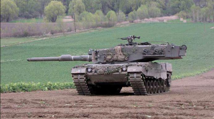 Armata GERMANĂ se pregătește de RĂZBOI! Crește numărul tancurilor din dotare!