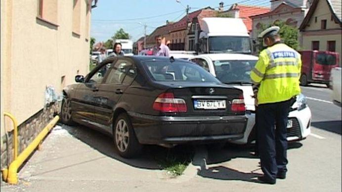 DRAMA SOCANTA langa Brasov: O gravida a fost spulberata pe TRECEREA de pietoni iar copilul inca misca!