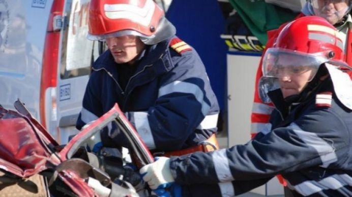 Accident cu 10 victime la Buzau! SMURD-ul a activat planul rosu!
