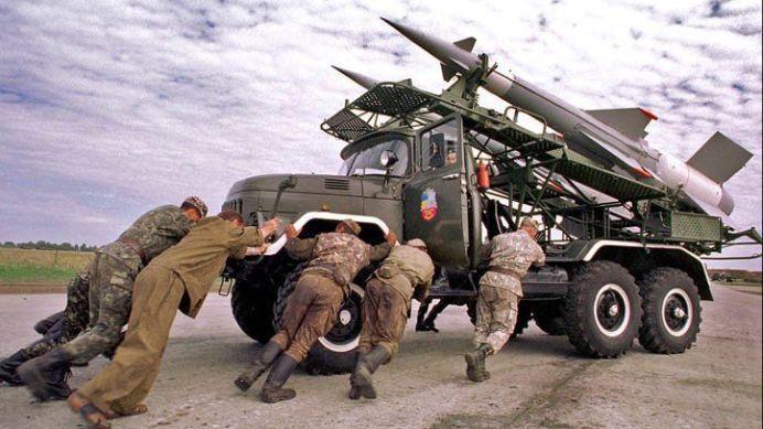 Armata rusa intra in Ucraina!
