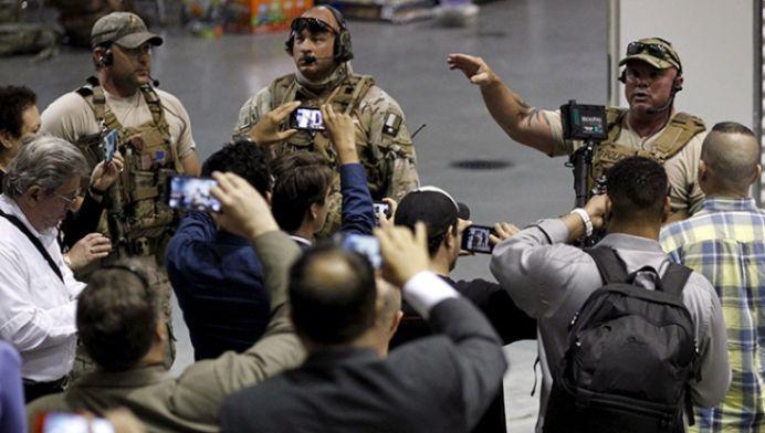 ATAC armat in SUA, din cauza unor caricaturi cu profetul Mohamed! Doi oameni UCISI!