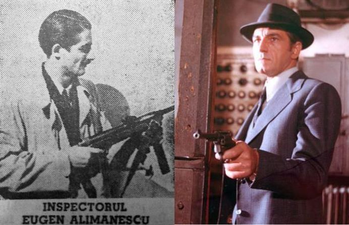 Cine a fost ADEVARATUL comisar Moldovan, inspectorul Alimanescu – spaima gangesterilor bucuresteni din anii 45