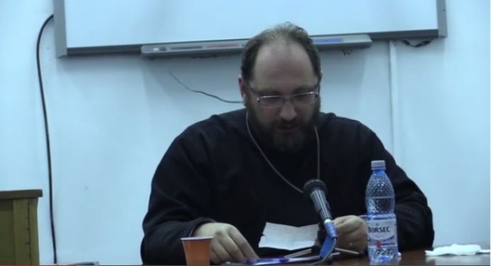 Parintele Necula, Mitropolia Ardealului: A POSTI inseamna sa nu TE PROSTESTI!
