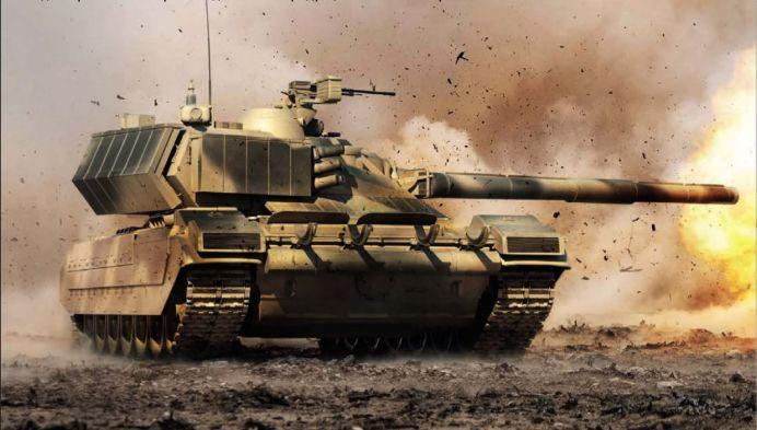 VIDEO Rusia a prezentat CEL MAI PUTERNIC TANC DIN ISTORIE, T-14 Armata!