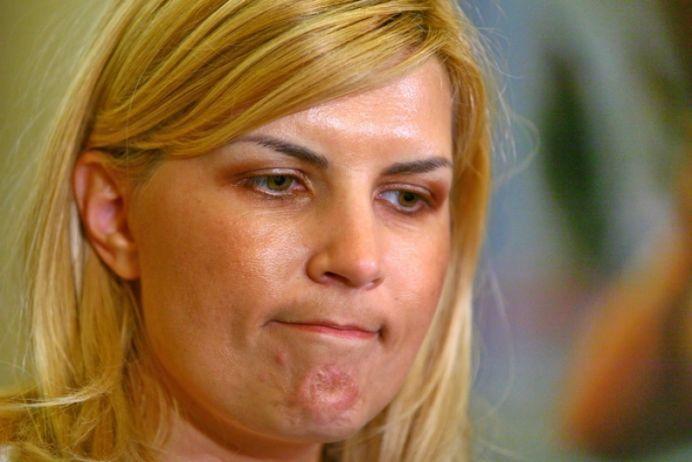 Apelul disperat al Elenei Udrea catre conducerea PENITENCIARULUI!